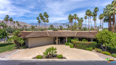 Rancho Mirage Single Family Home Contingent: 67 Dartmouth Drive