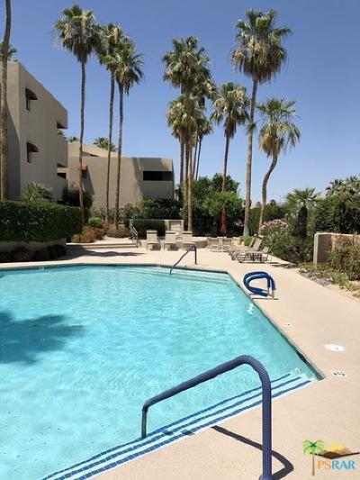 Palm Springs Condo/Townhouse For Sale: 255 South Avenida Caballeros #102