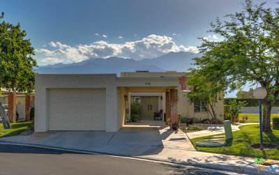 Palm Springs Condo/Townhouse For Sale: 1705 Sunnydale Plaza