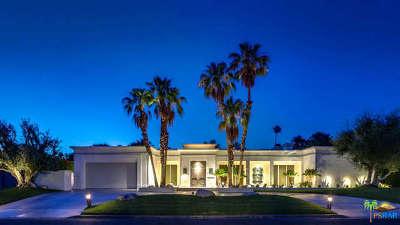 Rancho Mirage Single Family Home For Sale: 71070 La Paz Road