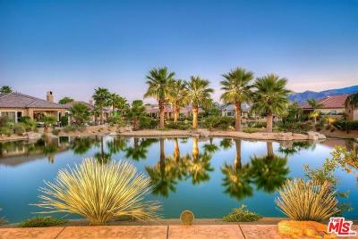 La Quinta, Palm Desert, Indio, Indian Wells, Bermuda Dunes, Rancho Mirage Single Family Home For Sale: 11 Lake Como Court
