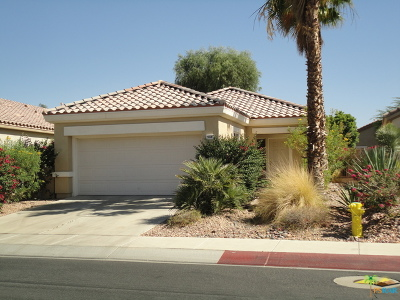 Palm Desert Single Family Home Contingent: 78681 Hampshire Avenue