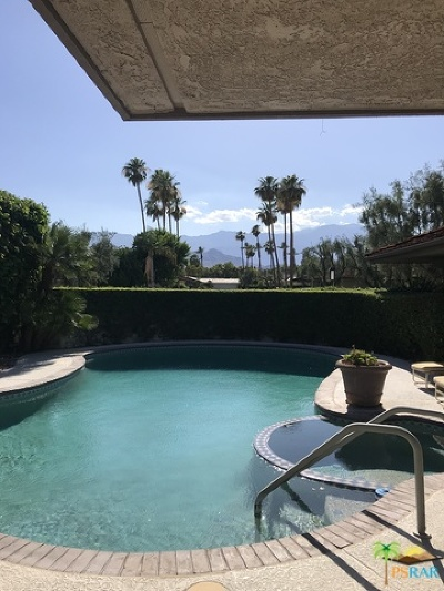 Rancho Mirage Single Family Home Contingent: 54 Dartmouth Drive