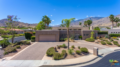 Palm Springs CA Single Family Home For Sale: $1,059,000