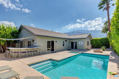 Palm Springs Single Family Home Contingent: 1602 Olga Way