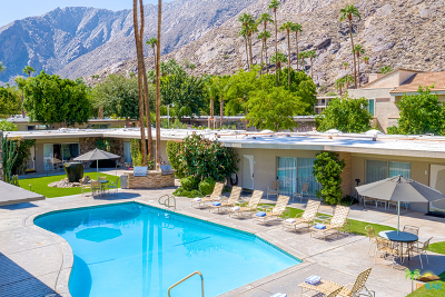 Palm Springs CA Multi Family 5+ For Sale: $3,650,000