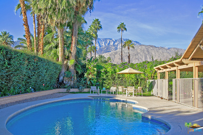 Palm Springs Single Family Home For Sale: 2795 East Sonora Road