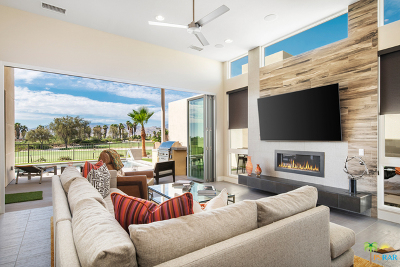 Palm Springs Single Family Home For Sale: 4198 Indigo Street