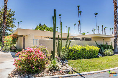 Palm Springs Condo/Townhouse Contingent: 62 Lakeview Drive