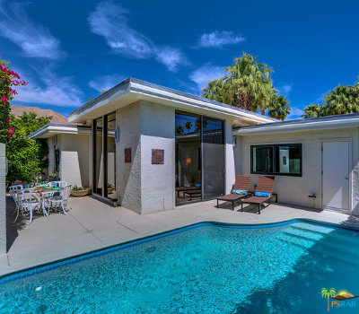 Palm Springs Condo/Townhouse Contingent: 130 West Racquet Club Road #401
