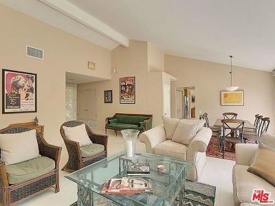 Palm Springs Single Family Home For Sale: 3495 East Loma Vista Circle