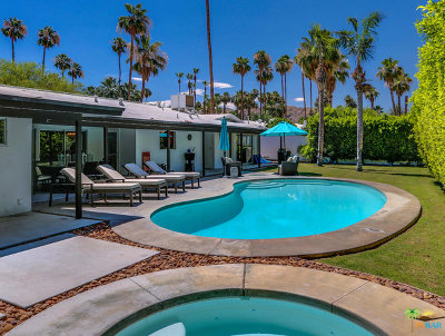 Palm Springs Single Family Home For Sale: 1133 South Calle Rolph