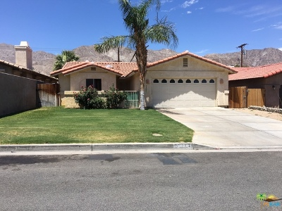 La Quinta Cove Single Family Home For Sale: 53081 Avenida Martinez