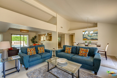 Rancho Mirage Single Family Home Contingent: 37719 Peacock Circle