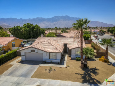 Cathedral City Single Family Home Contingent: 30427 Winter Drive