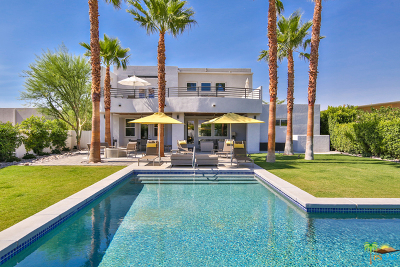 Palm Springs Single Family Home For Sale: 4316 Vivant Way