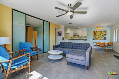 Palm Springs Condo/Townhouse Contingent: 1111 East Ramon Road #24