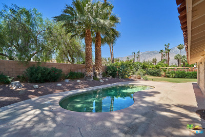 Palm Springs Single Family Home For Sale: 3505 East Sonora Road