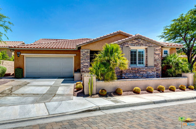 Palm Springs Single Family Home For Sale: 1752 Sand Canyon Way