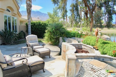 Cathedral City Single Family Home For Sale: 67650 South Natoma Drive