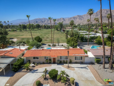 Rancho Mirage Single Family Home For Sale: 70201 Chappel Road