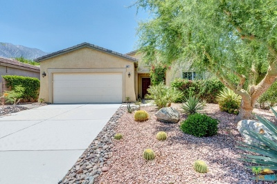Palm Springs Single Family Home For Sale: 3841 Vista Dunes