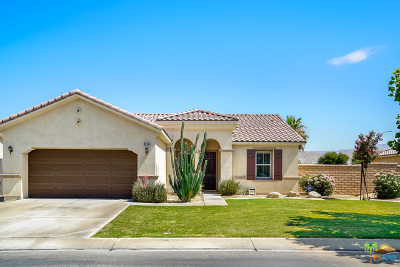 Indio Single Family Home For Sale: 82134 Dunn Drive