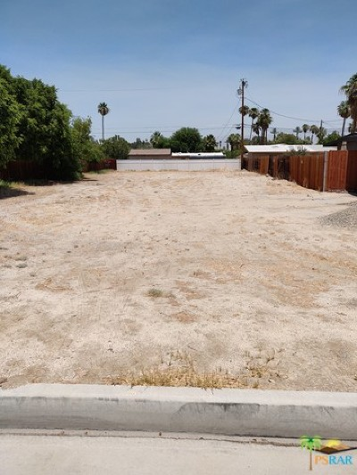 Palm Desert Residential Lots & Land For Sale: San Marino Way