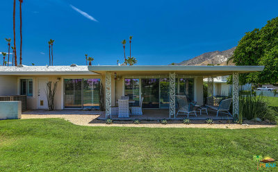 Palm Springs Condo/Townhouse Contingent: 2210 South Calle Palo Fierro #36
