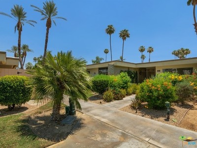 Indian Wells CA Condo/Townhouse For Sale: $395,000