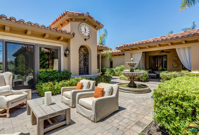 Indian Wells Single Family Home Contingent: 76436 Via Firenze