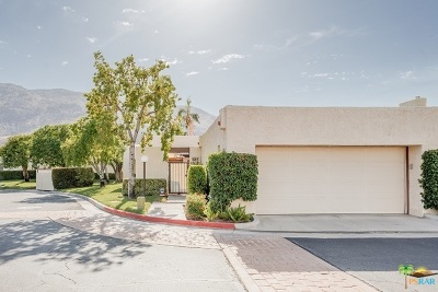 Palm Springs CA Condo/Townhouse For Sale: $349,500