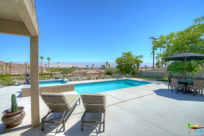 Cathedral City Single Family Home For Sale: 67888 Valley Vista Drive