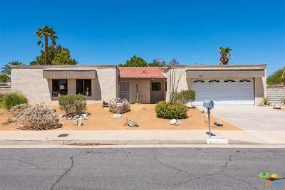 Palm Springs Single Family Home For Sale: 1390 East Rosarito Way
