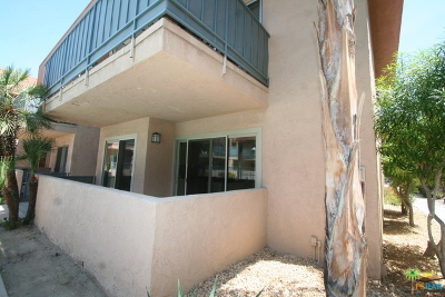 Palm Springs Condo/Townhouse For Sale: 400 North Sunrise Way #129