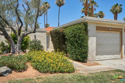 Palm Springs Condo/Townhouse For Sale: 671 North Via Acapulco