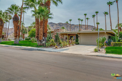 Cathedral City, Palm Springs Rental For Rent: 1597 East Sierra Way