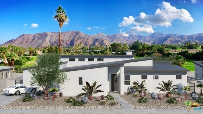 Palm Springs Single Family Home For Sale: 2720 South Sierra Madre