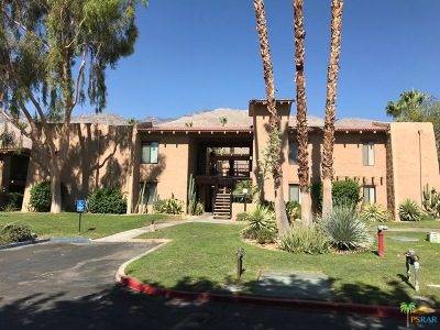 Palm Springs Condo/Townhouse For Sale: 1050 E Ramon Road #20