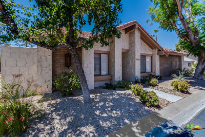 Palm Springs Condo/Townhouse For Sale: 2355 South Gene Autry #F