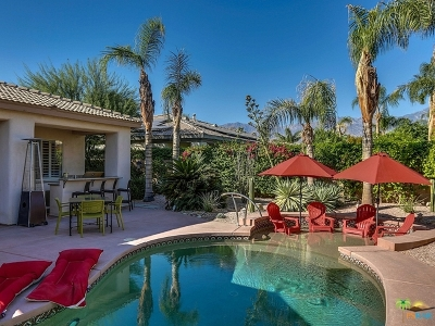 Cathedral City Single Family Home Contingent: 69672 Valle De Costa