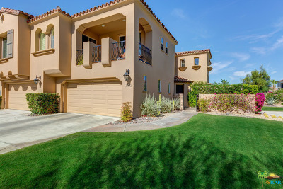 Palm Springs Condo/Townhouse For Sale: 352 Ameno Drive