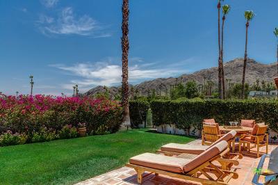 Rancho Mirage Condo/Townhouse Contingent: 40350 Via Entrada