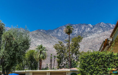 Palm Springs Condo/Townhouse Contingent: 1182 Holly Oak Circle