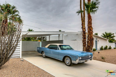 Cathedral City, Palm Springs Rental For Rent: 688 East Spencer Drive