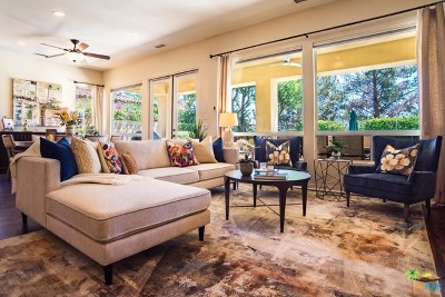 La Quinta, Palm Desert, Indio, Indian Wells, Bermuda Dunes, Rancho Mirage Single Family Home For Sale: 41728 Via Treviso