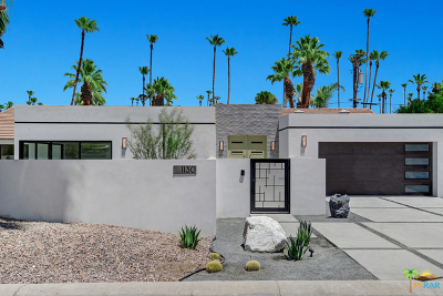Palm Springs Single Family Home For Sale: 1130 South Manzanita Avenue