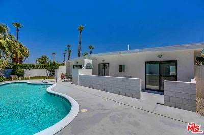 Palm Desert Single Family Home Contingent: 73648 Sun Lane