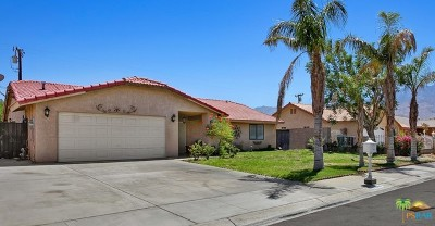 Cathedral City Single Family Home For Sale: 67805 Ontina Road