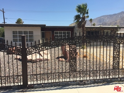 Palm Springs Single Family Home For Sale: 505 West Tramview Road